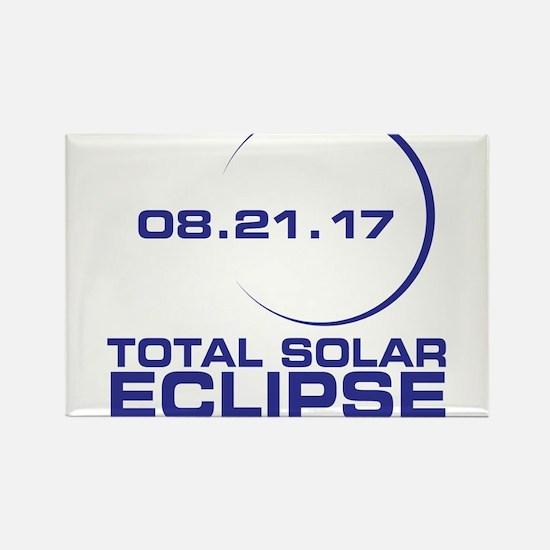 Grand Island Nebraska Eclipse Magnets