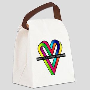 logo Canvas Lunch Bag