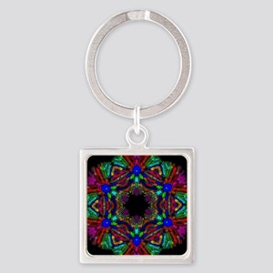 kaleido art Keychains