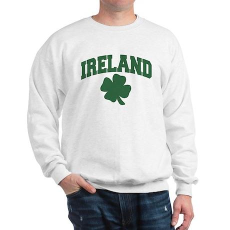 Ireland Shamrock Sweatshirt