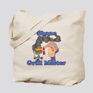Grill Master Shane Tote Bag