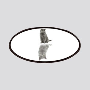 BRITISH SHORTHAIR Stickers Clothing Accessor Patch