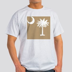 South Carolina Palmetto State Flag Light T-Shirt