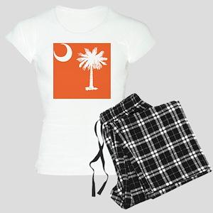 South Carolina Palm... Women's Light Pajamas