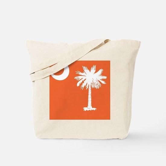 South Carolina Palm... Tote Bag