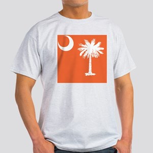 South Carolina Palm... Light T-Shirt