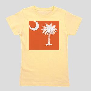 South Carolina Palm... Girl's Tee