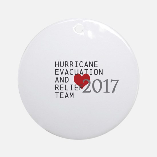 HEART2017 Round Ornament