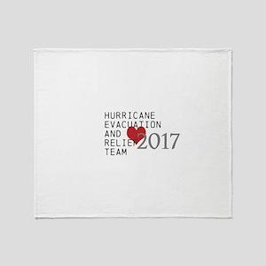 HEART2017 Throw Blanket