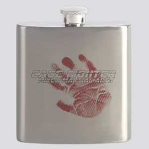 Cage Fighter Flask
