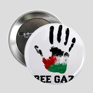 "Free Gaza 2.25"" Button"
