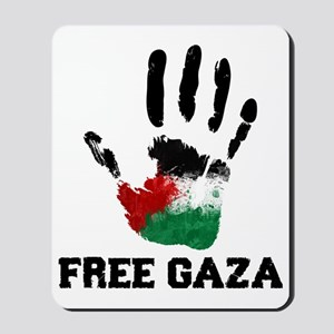 Free Gaza Mousepad