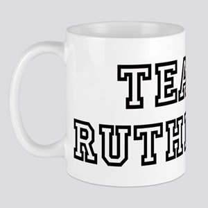 Team RUTHLESS Mug