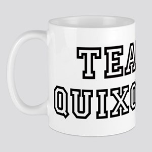 Team QUIXOTIC Mug
