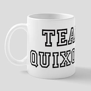 Team QUIXOTIC Mug