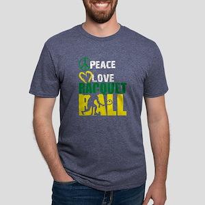 Racquetball Shirt - Love Racquetball T-Shi T-Shirt
