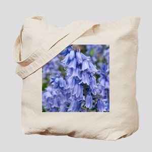 Bluebells (Hyacinthoides hispanica) Tote Bag