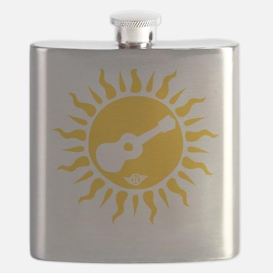 uke are my sunshine Flask