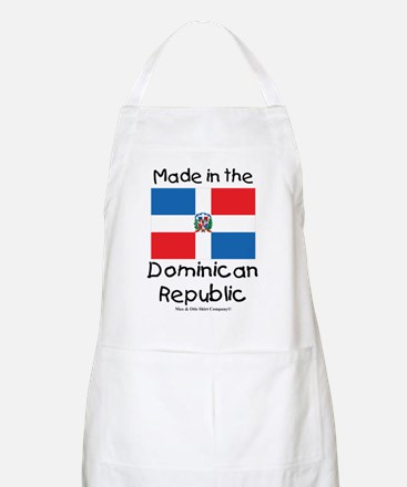 Made in the Dominican Republic Apron