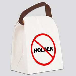 eric holder Canvas Lunch Bag