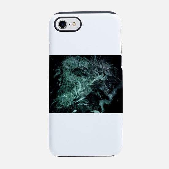 Dragon Fire iPhone 7 Tough Case