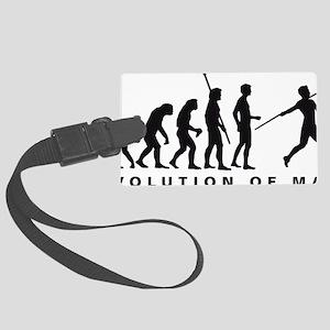 evolution javelin Large Luggage Tag