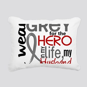 D Husband Rectangular Canvas Pillow