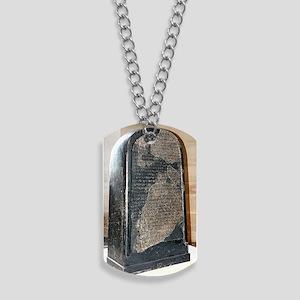 Moabite Stone (Mesha Stele) Dog Tags