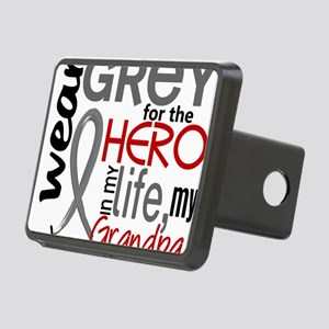 D Grandpa Rectangular Hitch Cover