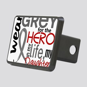 D Daughter Rectangular Hitch Cover