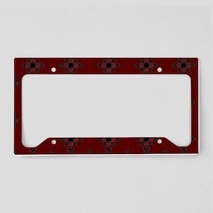 LAPTOPSKIN License Plate Holder