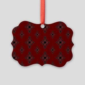 LAPTOPSKIN Picture Ornament