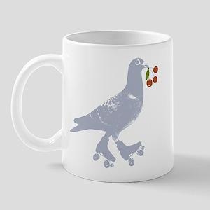 pidgeon_cherries Mugs