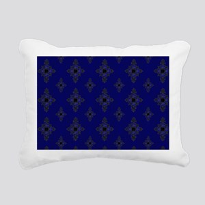 LAPTOPSKIN Rectangular Canvas Pillow