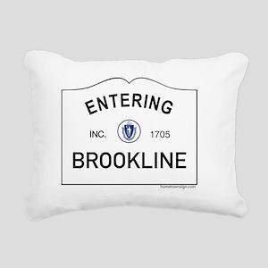 Brookline Rectangular Canvas Pillow