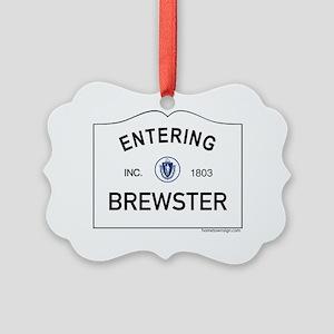 Brewster Picture Ornament
