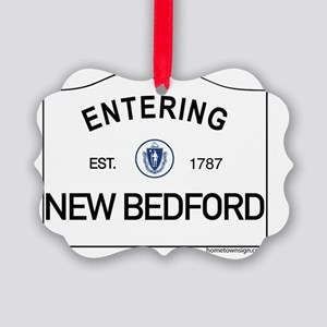 New Bedford Picture Ornament