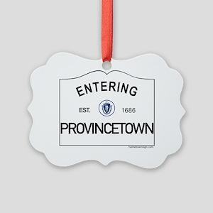 Provincetown Picture Ornament