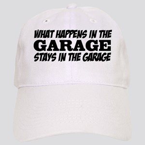 What Happens in the Garage Cap