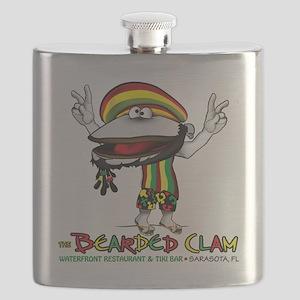 Bearded Clam Flask