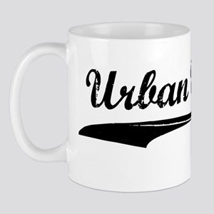 urban yuppie established Mug