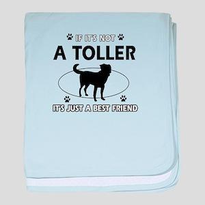 toller designs baby blanket