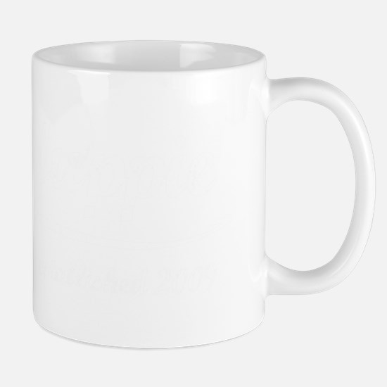 urban yuppie established white Mug