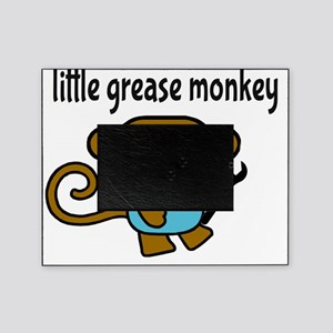 Little Grease Monkey Picture Frame