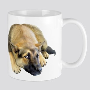 German Shepherd Dog Pup Mug