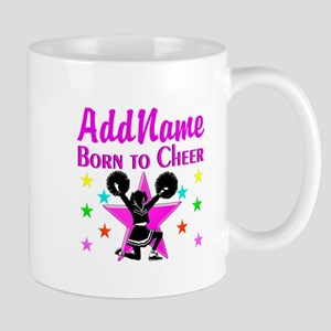 BORN TO CHEER Mug