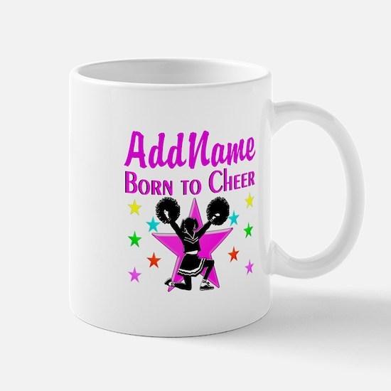 BORN TO CHEER Mug