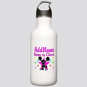 BORN TO CHEER Stainless Water Bottle 1.0L