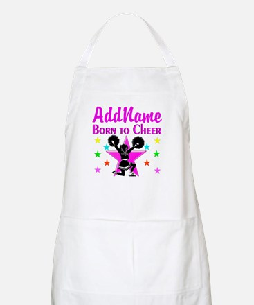 BORN TO CHEER Apron
