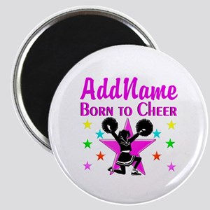 BORN TO CHEER Magnet